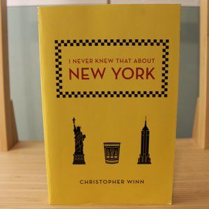 I never knew that about New York- C. Winn